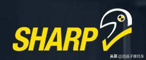 SHARP安全認證標籤