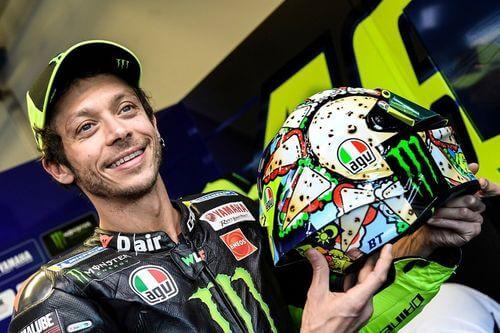 義大利職業摩托車賽車手,瓦倫蒂諾·羅西