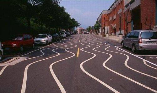 隨意變換車道